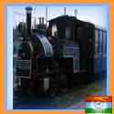 Toy Train - Darjeeling