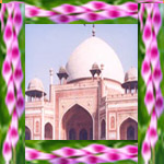 Humayun's Tomb - World Heritage Sites in India